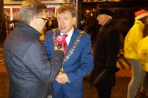 1 Lord Mayor interviewed