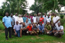 Advocacy Workshop Ghana Sept2014 Group resize