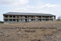 Construction of the New School in Bolgatanga2