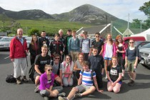 Croagh Patrick July2014 base