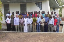 Ghana Workshop April2015 group