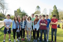 SHARE Easter Retreat 2015 group